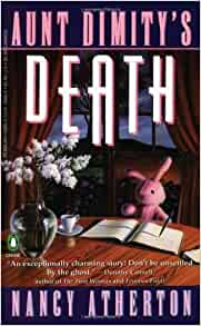 Aunt Dimity's Death Cover