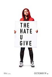 The Hate You Give Poster