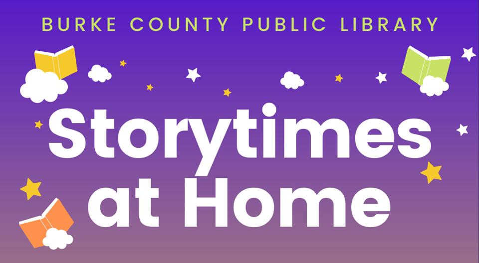 BCPLS Storytimes at Home