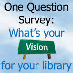 What I want for My Public Library Survey